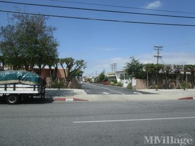 Mobile Home Park in South El Monte CA