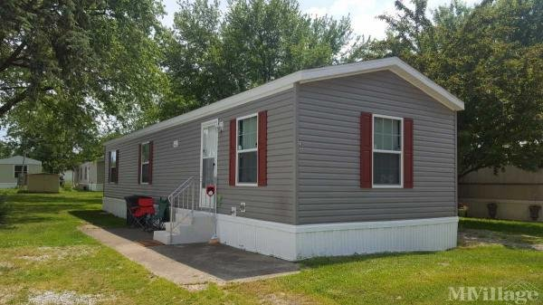Greentree Manufactured Home Community Mobile Home Park in Galloway, OH