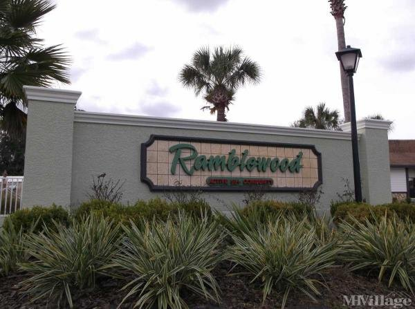 Photo of Ramblewood Manufactured Home Community, Zephyrhills, FL