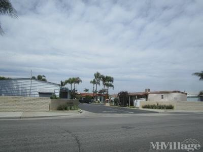 Mobile Home Park in Stanton CA