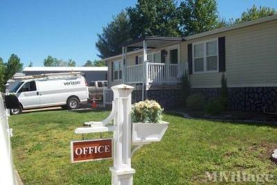 Mobile Home Park in Fredericksburg VA