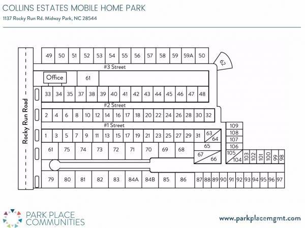 Photo of Collins Estates Mobile Home Park, Midway Park, NC