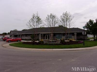 Mobile Home Park in Newport MI