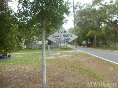 Mobile Home Park in Lutz FL