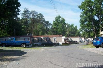 Mobile Home Park in Stafford VA