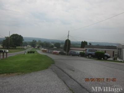 Mobile Home Park in Stevens PA
