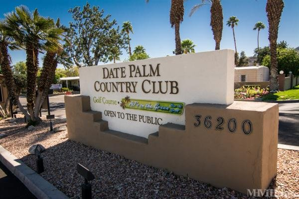 Photo of Date Palm Country Club, Cathedral City, CA
