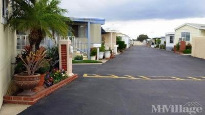 Mobile Home Park in Torrance CA