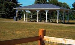 nice pavillion for gatherings