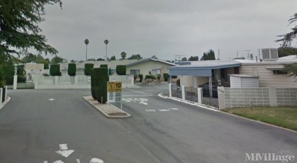 Photo of Cypress Gardens Mobile Home Park Estates, Rialto, CA