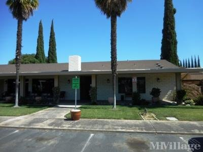 Mobile Home Park in Patterson CA