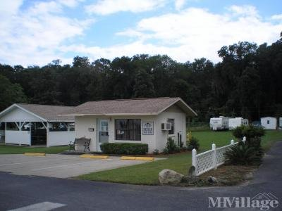 Mobile Home Park in Belleview FL