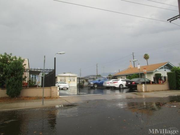 Photo of Second Meridian Mobile Home Park, Rialto, CA