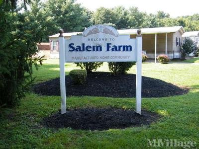 Salem Farm Manufactured Home Community