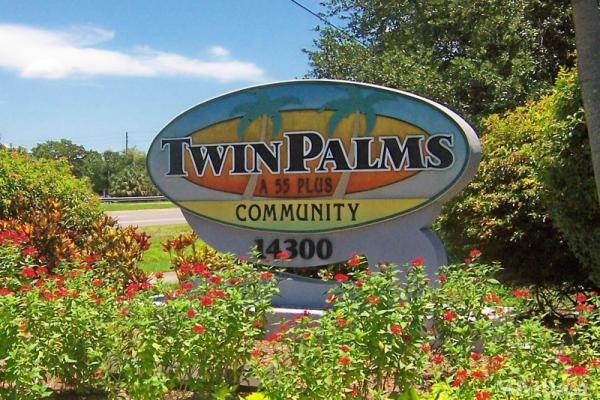 Twin Palms Community Mobile Home Park in Clearwater, FL