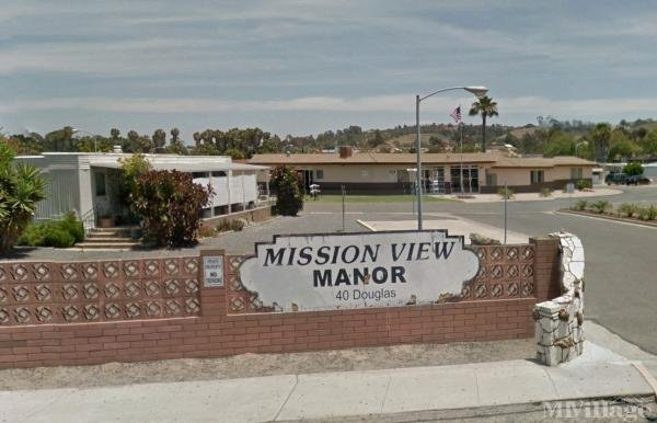 Photo of Mission View Manor, Oceanside, CA
