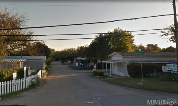 Photo of Dallas Mobile Home Park, Dallas, TX