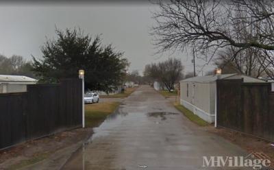Mobile Home Park in Houston TX