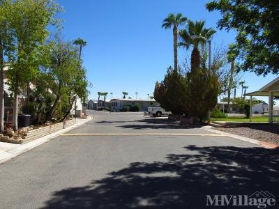 Mobile Home Park in Blythe CA