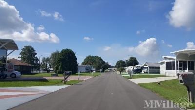 Mobile Home Park in Polk City FL