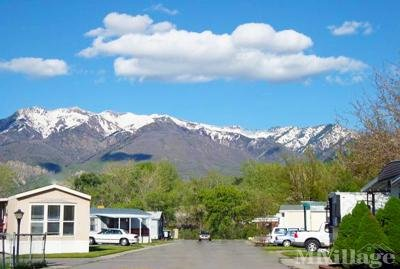 Mobile Home Park in Ogden UT