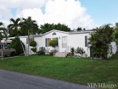 Mobile Home Park in Pompano Beach FL