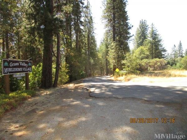 Photo of Grass Valley Mobile Home Park, Grass Valley, CA