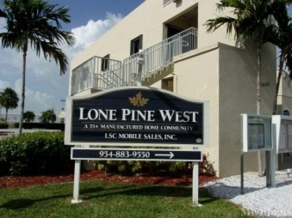 Photo of Parker Lone Pine West, Pembroke Park, FL