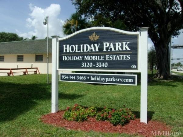 Photo of Holiday Mobile Estates, Hallandale, FL