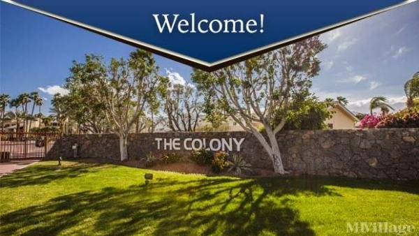Photo of The Colony, Rancho Mirage, CA
