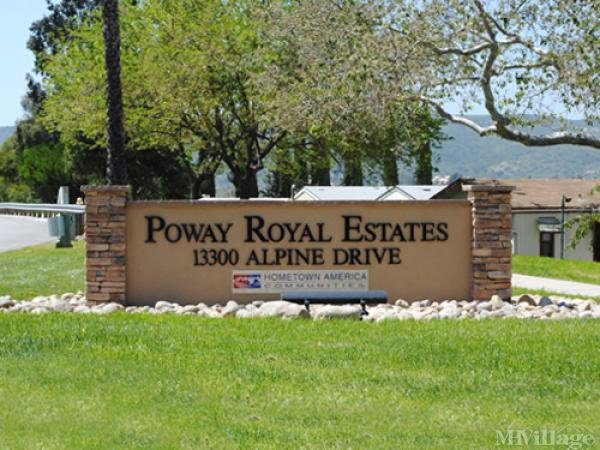 Photo of Poway Royal Estates, Poway, CA