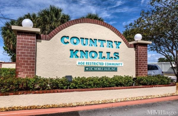 Country Knolls Mobile Home Park