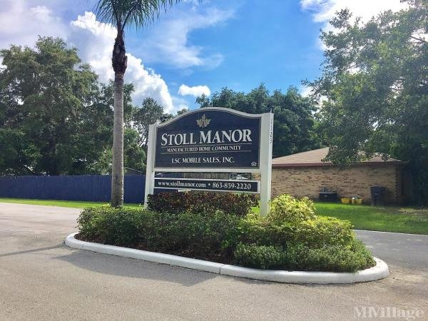 Photo of Stoll Manor Mobile Home Park, Lakeland, FL