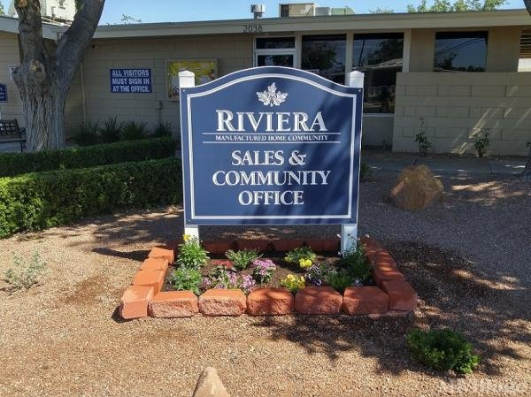 Photo of Riviera Mobile Home Park, Las Vegas, NV