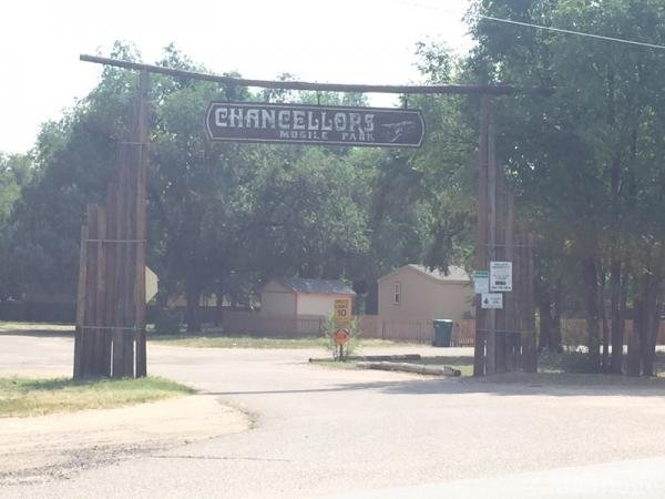 Chancellors Mobile Home Park in Fountain, CO