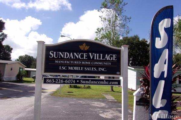 Sundance Village Mobile Home Park in Lakeland, FL