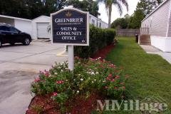Photo 3 of 6 of park located at 7292 Greenbrier Village Road Lakeland, FL 33810