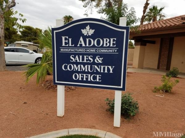 Photo of El Adobe Mobile Home Park, Las Vegas, NV