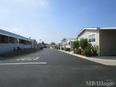 Mobile Home Park in San Dimas CA