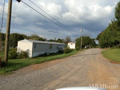 Mobile Home Park in Rogersville TN