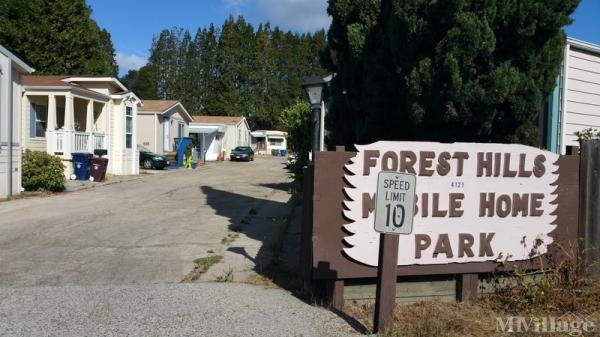 Photo of Forest Hills Mobile Home Park, Scotts Valley, CA