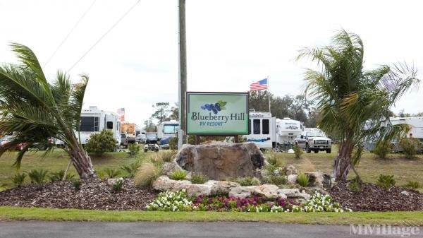 Photo of Blueberry Hill RV Resort, Bushnell, FL