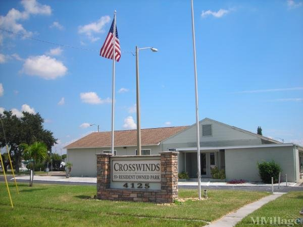 Photo of Crosswinds Mobile Home Park, Saint Petersburg, FL