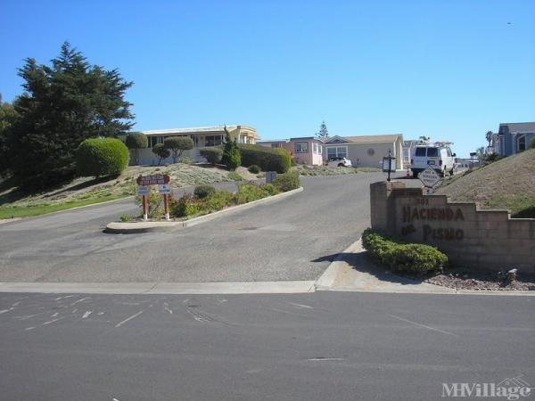 Photo of Hacienda Del Pismo Mobile Estates, Pismo Beach, CA