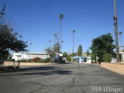 Mobile Home Park in Colton CA