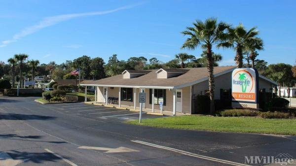 Photo of Orange City RV Resort, Orange City, FL