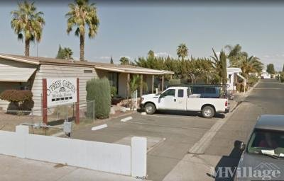 Mobile Home Park in Delano CA