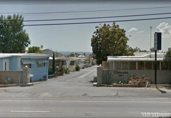 Photo of Glenoaks Mobile Manor, Pacoima, CA