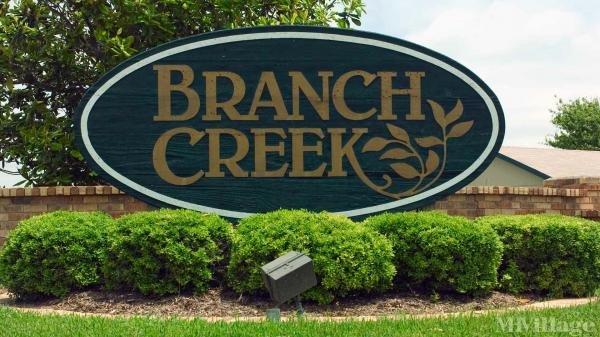 Branch Creek Mobile Home Park in Austin, TX