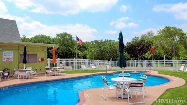 Austin Lone Star RV Resort Mobile Home Park in Austin, TX